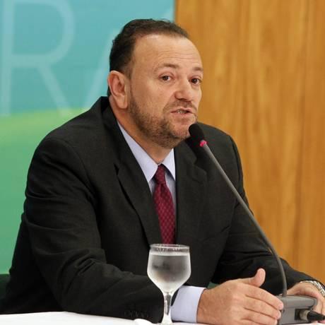 O ministro da Secretaria de Comunicação Social, Edinho Silva Foto: Givaldo Barbosa / Agência O Globo