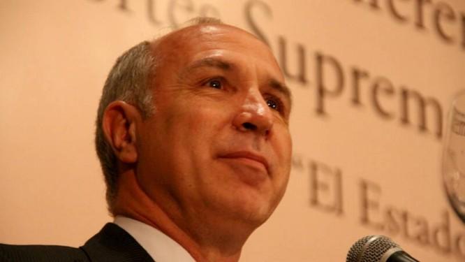 Ricardo Lorenzetti. Presidente da Corte Suprema argentina alegou