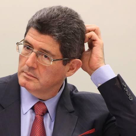 Joaquim Levy, ministro da Fazenda Foto: Ailton de Freitas/29-04-2015