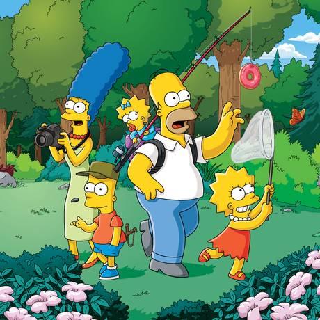 A família Simpson terá pelo menos mais dois anos de existência na TV Foto: AP