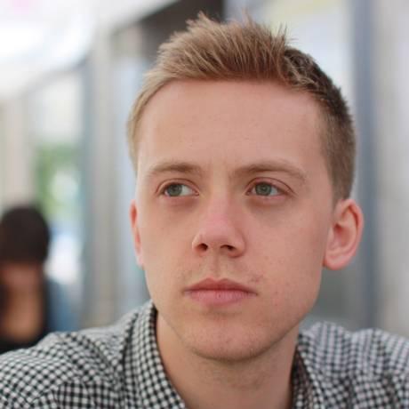 O escritor inglês Owen Jones. Foto: Agência O Globo/18-8-2011