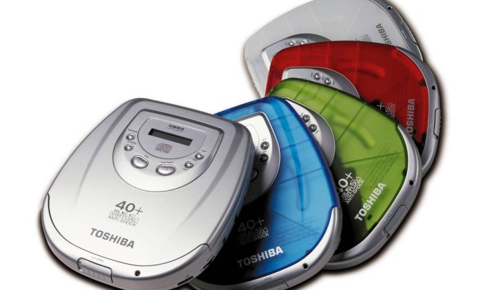 CD player Foto: Divulgação / O Globo