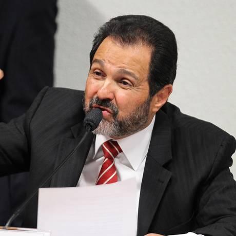 O ex-governador do Distrito Federal, Agnelo Queiroz Foto: Ailton de Freitas / Agência O Globo