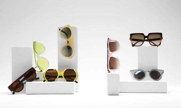 Cuidados ao comprar óculos escuros Foto: Fabio Rossi / Agência O Globo