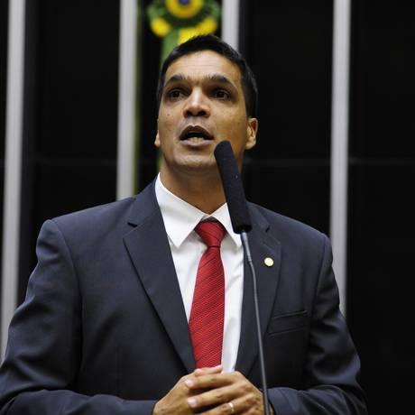 O deputado Cabo Daciolo (PSOL-RJ) Foto: Acervo/Câmara dos Deputados.