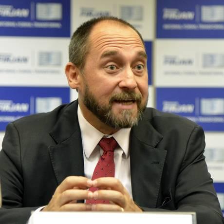 O advogado-geral da União, Luís Inácio Adams Foto: Antonio Batalha/Firjan