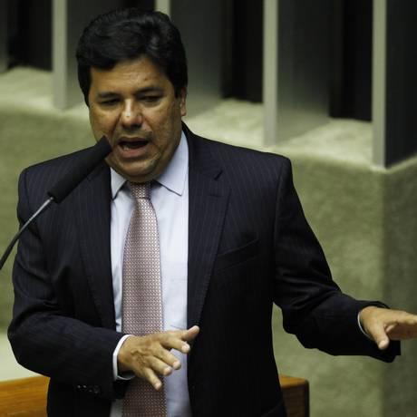 O líder do DEM na Câmara, deputado Mendonça Filho (PE) Foto: Jorge William / Agência O Globo