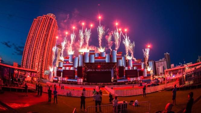 SC - Rock in Rio Las Vegas Foto: Doug Van Sant