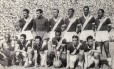 Expresso nos trilhos: equipe do Vasco campeã carioca de 1945