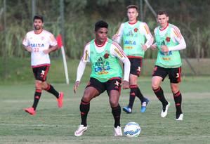Almir - Flamengo - 08/05/2015 Foto: Gilvan de Souza / Flamengo