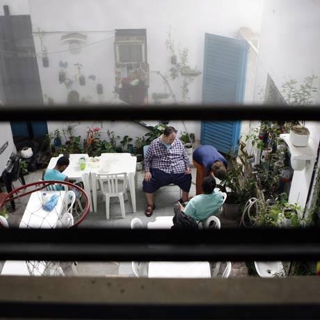 Doações e financiamento da prefeitura têm sido insuficientes para sustentação da Apae Foto: Luiz Ackermann / Agência O Globo