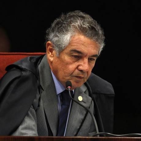 Marco Aurélio Mello, ministro do STF Foto: Jorge William/17-3-2015