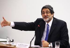 O ex-presidente da Petrobras Sérgio Gabrielli Foto: Ailton de Freitas/02-12-2010 / Agência O Globo