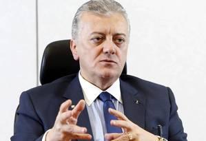 Aldemir Bendine é presidente da Petrobras Foto: Fabio Rossi/24-4-2015