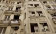 O Hotel Planalto, que foi invadido no Centro do Rio