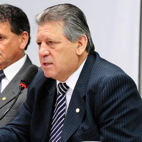 Sperafico se diz inocente Foto: Agência Câmara / Gustavo Lima/25-10-2011