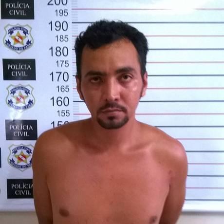 """Rafael da Silva Soares, o """"Canibal de Breu Branco"""" Foto: Divulgação Polícia Civil"""