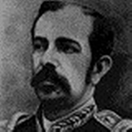 O ex-presidente Floriano Peixoto Foto: Reprodução