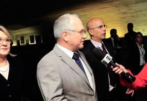 Luiz Edson Fachin será sabatinado pelo Senado Foto: Agência Senado