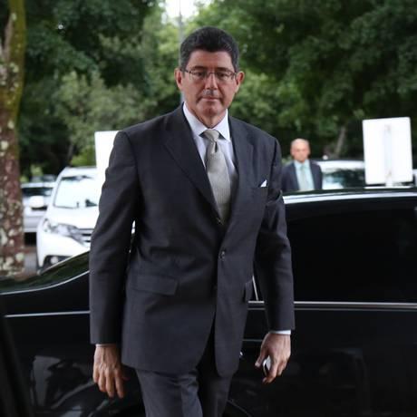 O Ministro da Fazenda Joaquim Levy Foto: Ailton de Freitas / Agência O Globo