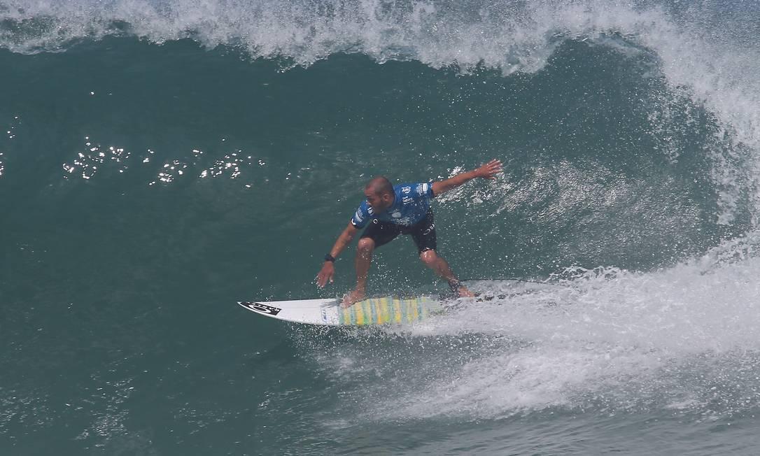 Jadson derrotou o australiano Josh Kerr e o havaiano Dusty Payne Guilherme Pinto / Extra
