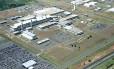 Vista aérea da unidade de Gravataí da GM