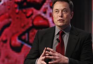 Frases em biografia de Elon Musk revelam temperamento do bilionário Foto: REBECCA COOK / REUTERS