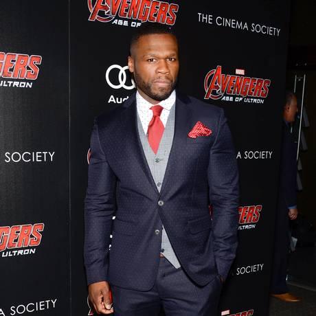 O rapper 50 Cent Foto: Evan Agostini/Invision/AP