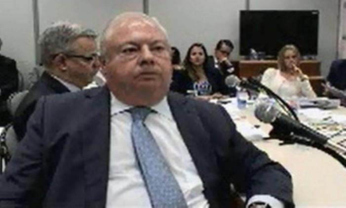 O consultor Júlio Camargo Foto: Justiça Federal / Reprodução