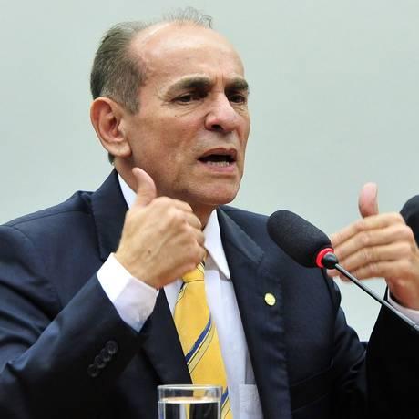Marcelo Castro discorda do distritão, que colocou em relatório Foto: Luiz Macedo / Agência Câmara