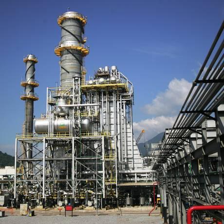 Termelétrica Euzébio Rocha Foto Foto: Divulgação/Petrobras