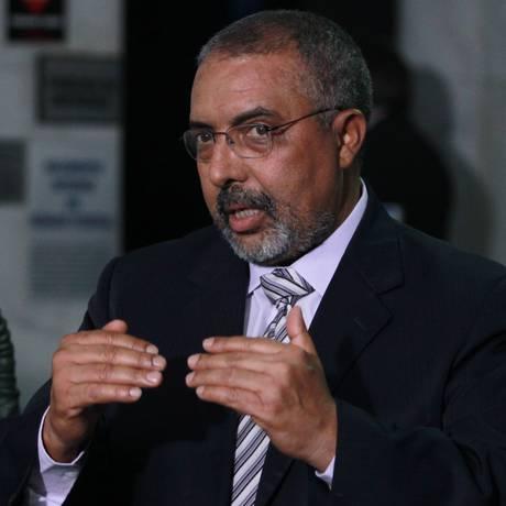 O Senador Paulo Paim (PT-RS) Foto: Ailton de Freitas / Arquivo O Globo 10/04/2013