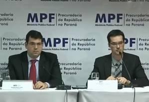 MPF pede bloqueio de R$ 544 milhões de construtoras da Lava-Jato Foto: Reprodução