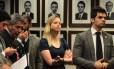 Danielle Cunha, filha do presidente da Câmara Eduardo Cunha