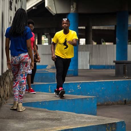 ZN - Dança no Viaduto de Madureira. Foto: Fabio Guilherme Dias