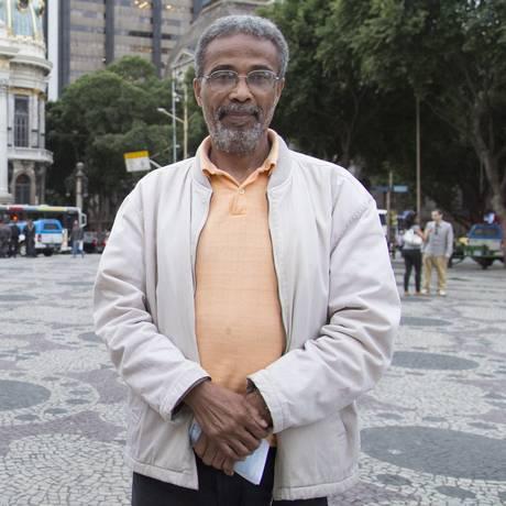 Salvador Martins Gomes vai conseguir se aposentar mais cedo se a medida for aprovada Foto: Leo Martins / Agência O Globo