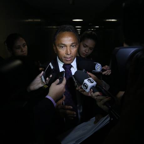 O lider do PT na Câmara Sibá Machado (PT-AC) Foto: Ailton de Freitas / Agência O Globo - 15/04/2015