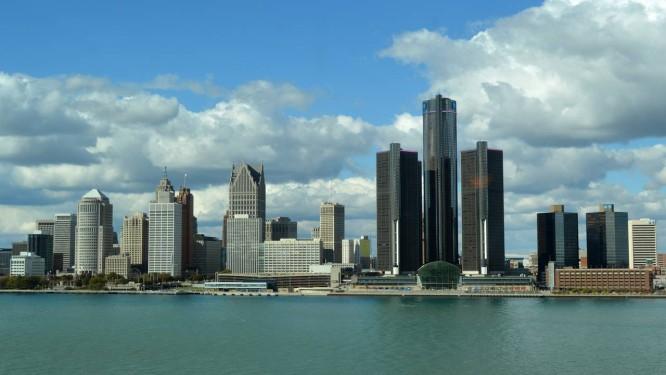 Detroit. Cidade pode receber refugiados sírios Foto: Wikimedia Commons