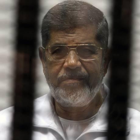 Morsi comandou a revolução que depôs do poder o presidente Hosni Murabak em 2011 Foto: TAREK EL-GABASS/AFP