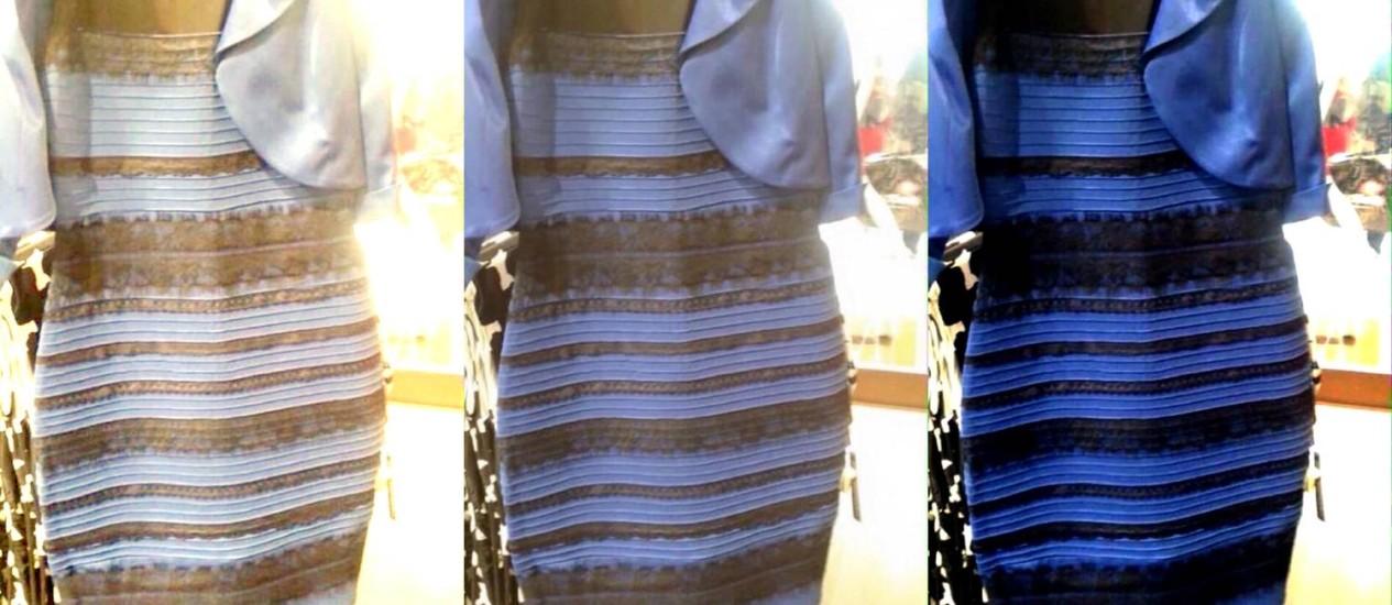 Vestido da marca Roman Originals que causou polêmica na web Foto: Reprodução