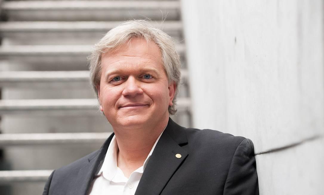 Brian Schmidt, Prêmio Nobel de Física Foto: Divulgação