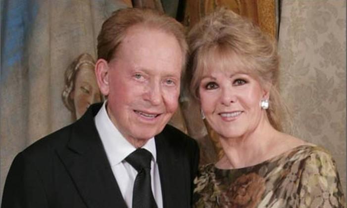 O casal Harold e Annette Simons Foto: Divulgação