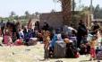 Sunitas fogem da violência em Ramadi e chegam a Bagdá