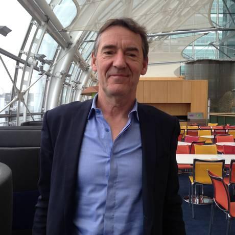 O economista Jim O'Neill Foto: Vivian Oswald