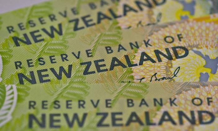 Dólar da Nova Zelândia Foto: Daniel Acker/1-3-2005 / Bloomberg News