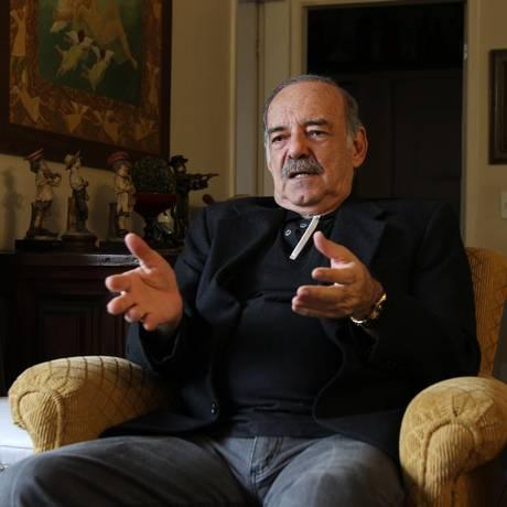 O especialista. Advogado, Marcílio Duarte tem a receita para criar siglas Foto: Michel Filho / MICHEL FILHO