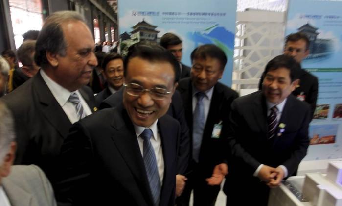 Primeiro-ministro da China quer investir em fábricas e linhas de produção no Brasil