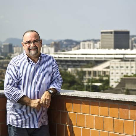 Artur Rodrigues já publicou em sua editora obras de diversas celebridades Foto: Guilherme Leporace / Agência O Globo
