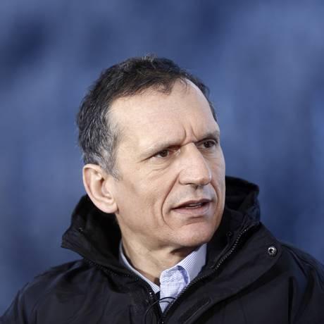 Giuseppe Recchi, presidente do Conselho da Telecom Italia Foto: Simon Dawson / Bloomberg