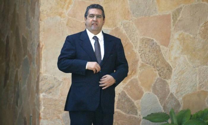 O ex-deputado José Janene Foto: Givaldo Barbosa / O Globo